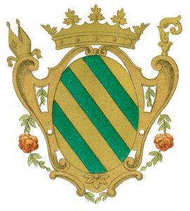 Cachet de Messire Salignac-Fénelon